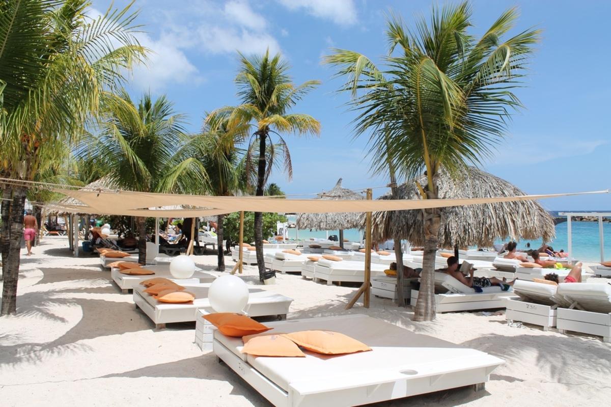 Afbeeldingsresultaat voor beachclubs curacao