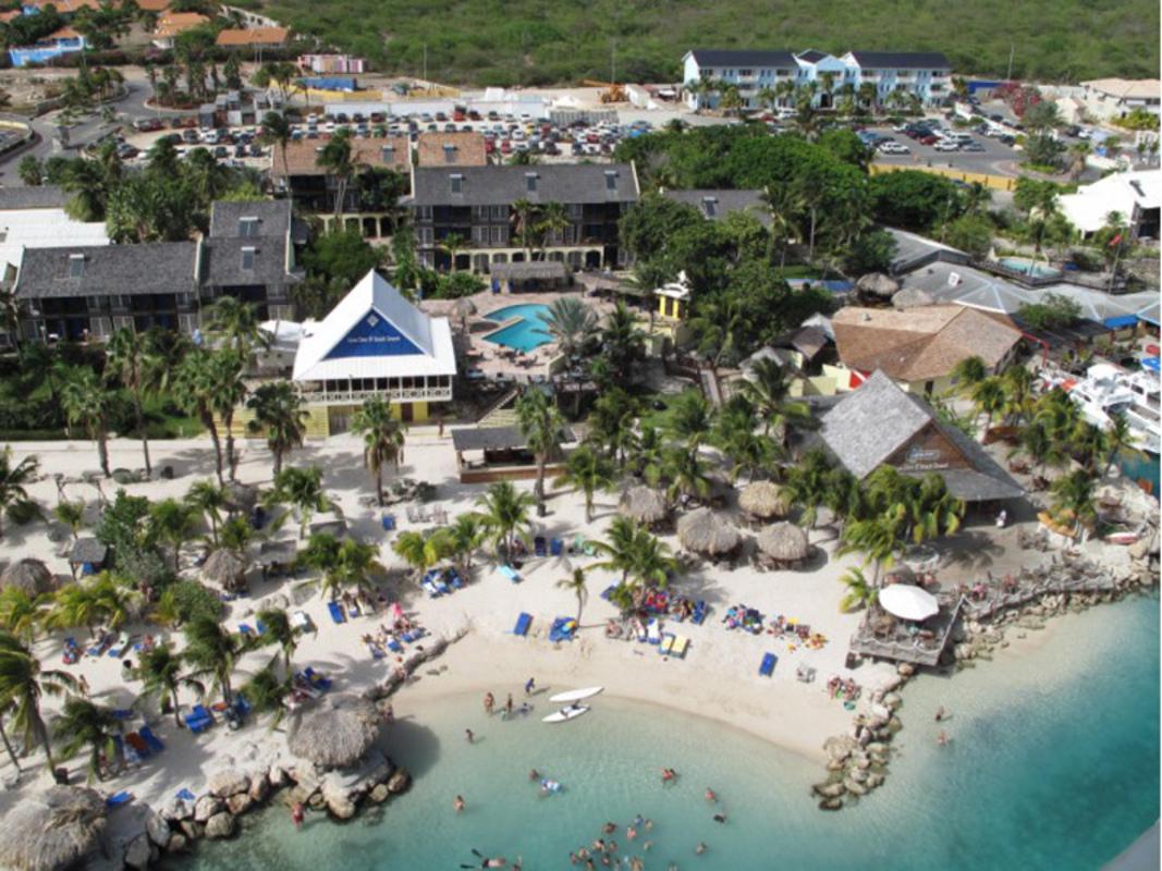 Horecawerk cura ao hotels lions dive beach resort - Lions dive hotel curacao ...